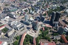Helicopter ride. Tallinna kesklinn
